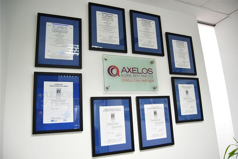 Certificacion ISO - Consultoría